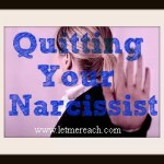 The No-Contact Challenge ~ Quitting Your Narcissist
