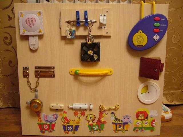 Игровой стенд для детей