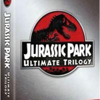 Win Jurassic Park movie trilogy on DVD