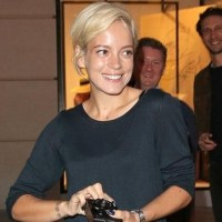 Lily Allen 'turned away from VIP area'