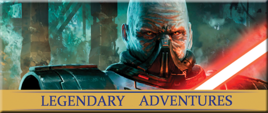Legendary Adventures #4: The Old Republic: Deceived