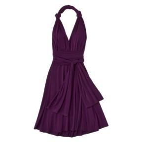 Mossimo Viking Purple Dress: Retail ($31.99) target.com