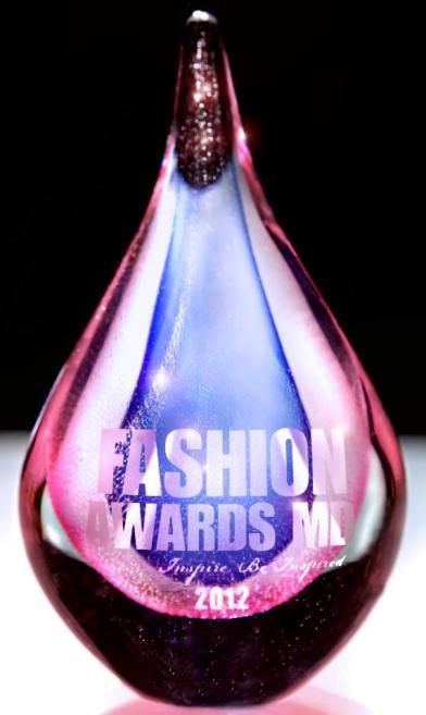 Fashion Awards MD 2012 Award