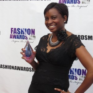 Lola Ro at Fashion Awards MD