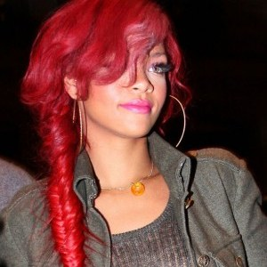 Rihanna Hair Twist