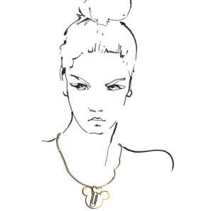 Katie Hillier Minnie Necklace