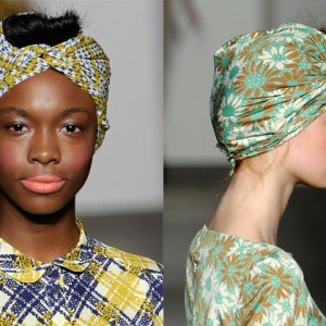 Karen Walker Headscarf