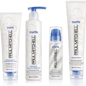 Paul Mitchell Curls Collection