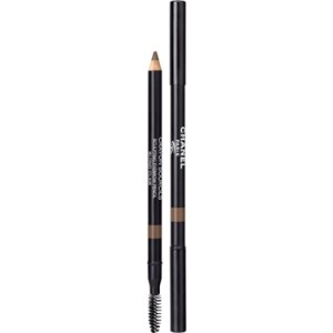 Fill in thin eyebrows to get youthful looking eyes with Crayon Sourcils-Sculpting Eyebrow Pencil. *Photo Credit: Chanel