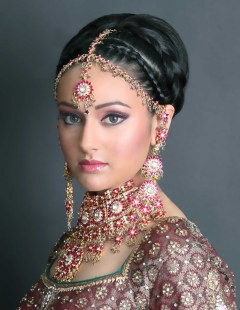 Indian Bridal head peice