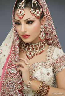Indian Bridal finger wrist