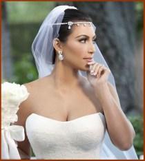 Kim Kardashian head peice