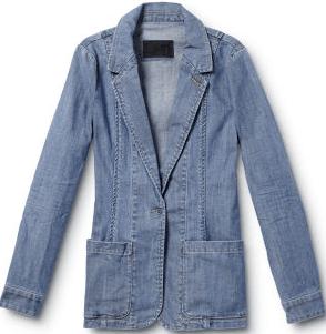 Quick Silver Denim Jacket