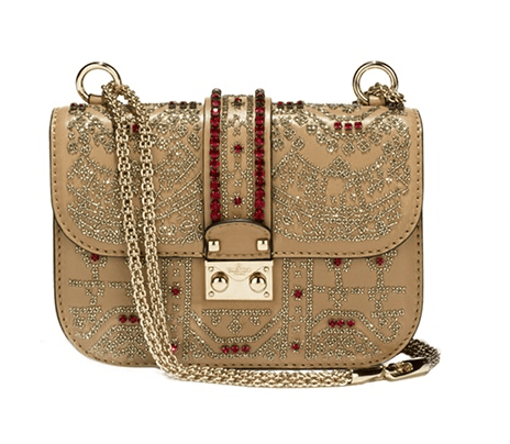 Valentino Embellished Bag