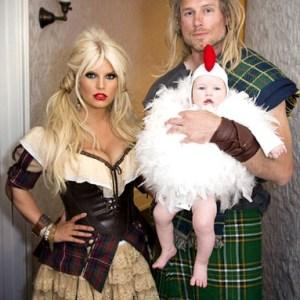 Jessica Simpson Halloween Costume 2012