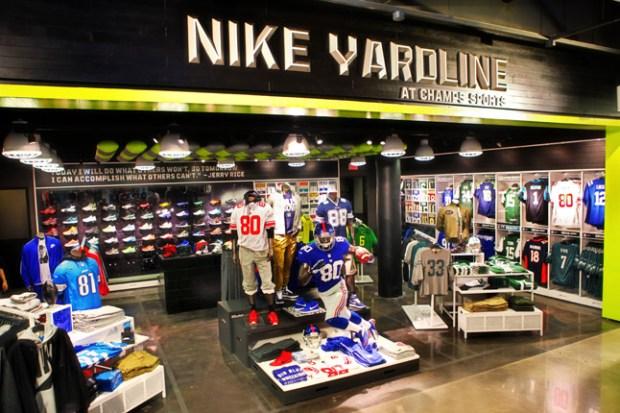 NikeYardline