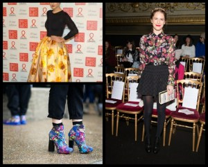 Photos from TheCut.com (top left), Fashionologie.com (bottom left), and Vogue.com (right)