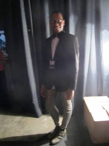 Fashion Show Producer for RAW Aaron Handy