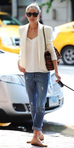 Casual and CHIC Olivia Palermo. Image from InStyle