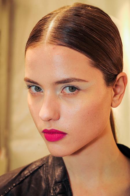 Dior Fuchsia Lip 2