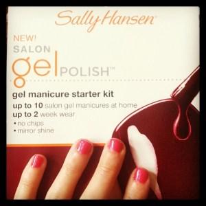Sally Hansen gel polish
