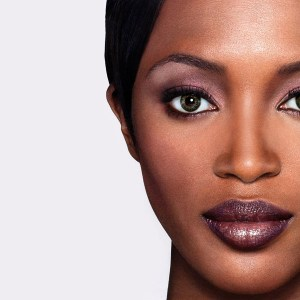 A close up of Naomi Campbell
