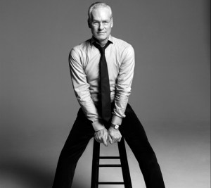 Image of fashion designer and Project Runway mentor Tim Gunn (image from blogs.fidm.com)