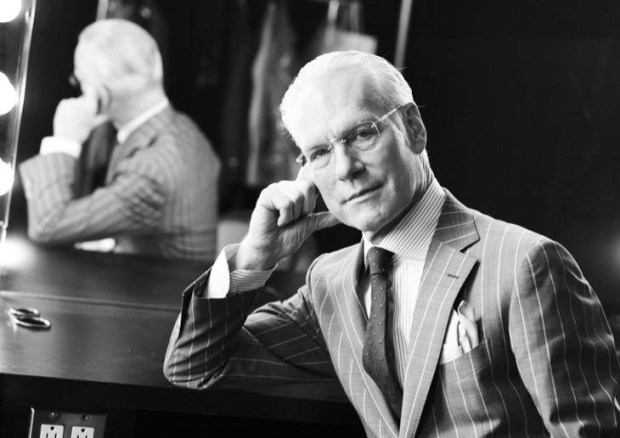 Tim Gunn Fashion designer and Project Runway mentor