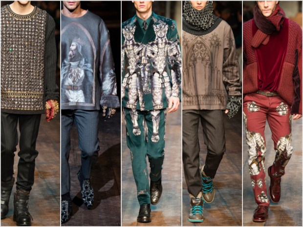 D&Gfall2014menswear