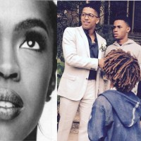 """LAURYN HILL Turns 40 Today: Artist-Independent & Still Manages To Balance Work, Life & Family + Sends """"ZION"""" Off To 1st Prom!"""