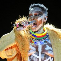Boomerang: GRACE JONES Graces AFRO PUNK FEST 2015 Stage in All Her Uninhibited Gallantry and Glory (As Per Usual) ...Carry On