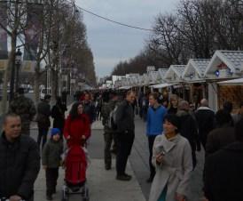 Champs Elysees Christmas Market 1