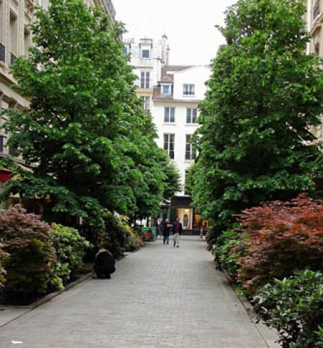 Street in the Marais