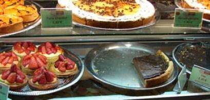 Pastries at Legay Choc
