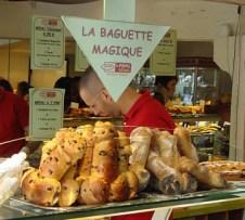 La Baguette Magique at Legay Choc