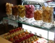 Marshmallows and pastries at Pain de Sucre