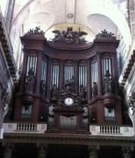 Saint Sulpice organ