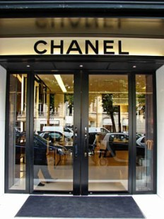 Chanel on Avenue Montaigne