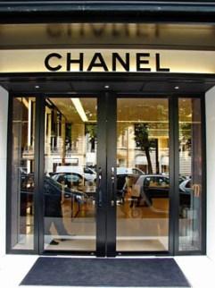 Chanel on Avenue Montaigne