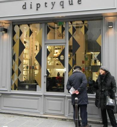 Diptyque boutique