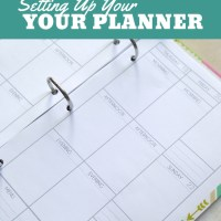 The Ultimate Planner Guide: Setting Up Your Planner