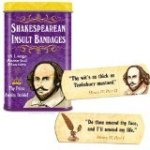 shakespeare insult bandages
