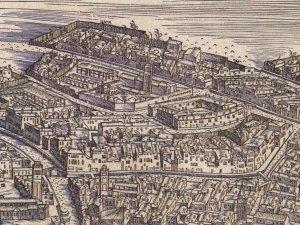 Venetian ghetto 500 years ago