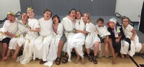 shakespeare for kids class