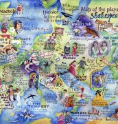 Shakespeare-plays-map-1000px-700×732
