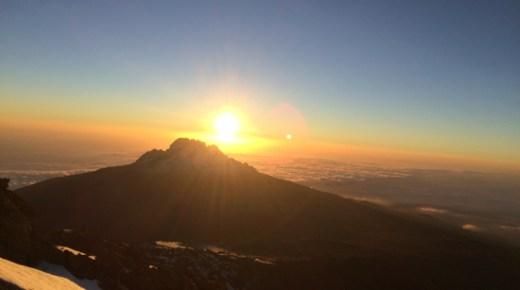 Kilimanjaro; My Introverting Journey
