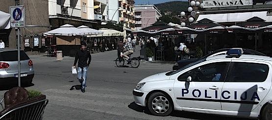 POLICIJA NOVI PAZAR - ILUSTRACIJA
