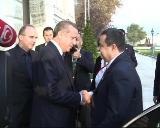 Muftarevic levo sa Dačićem i Erdoganom