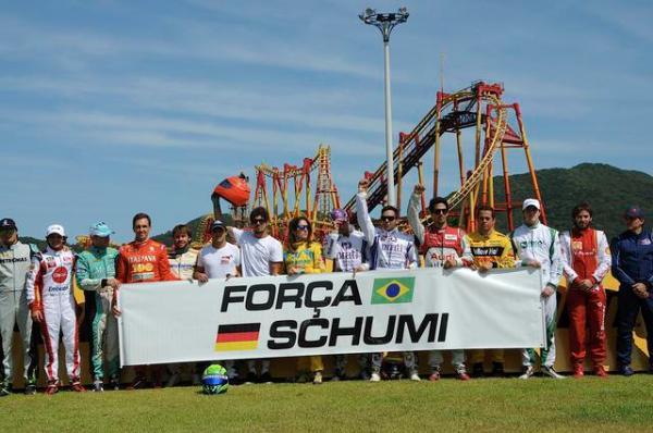 Brazil Schumacher