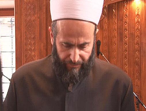 poglnute glave... Zukorlić samo muftija